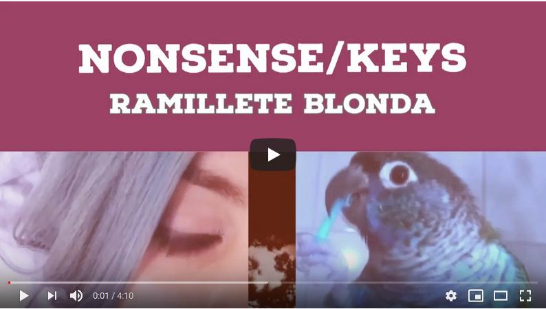 Nonsense/Keys Kutmusic Ramillete Blonda